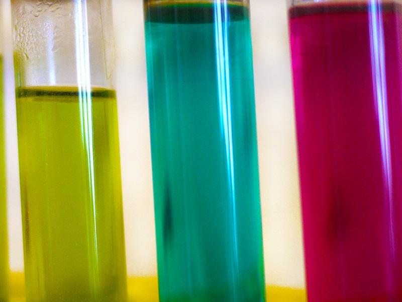 badanie koloru